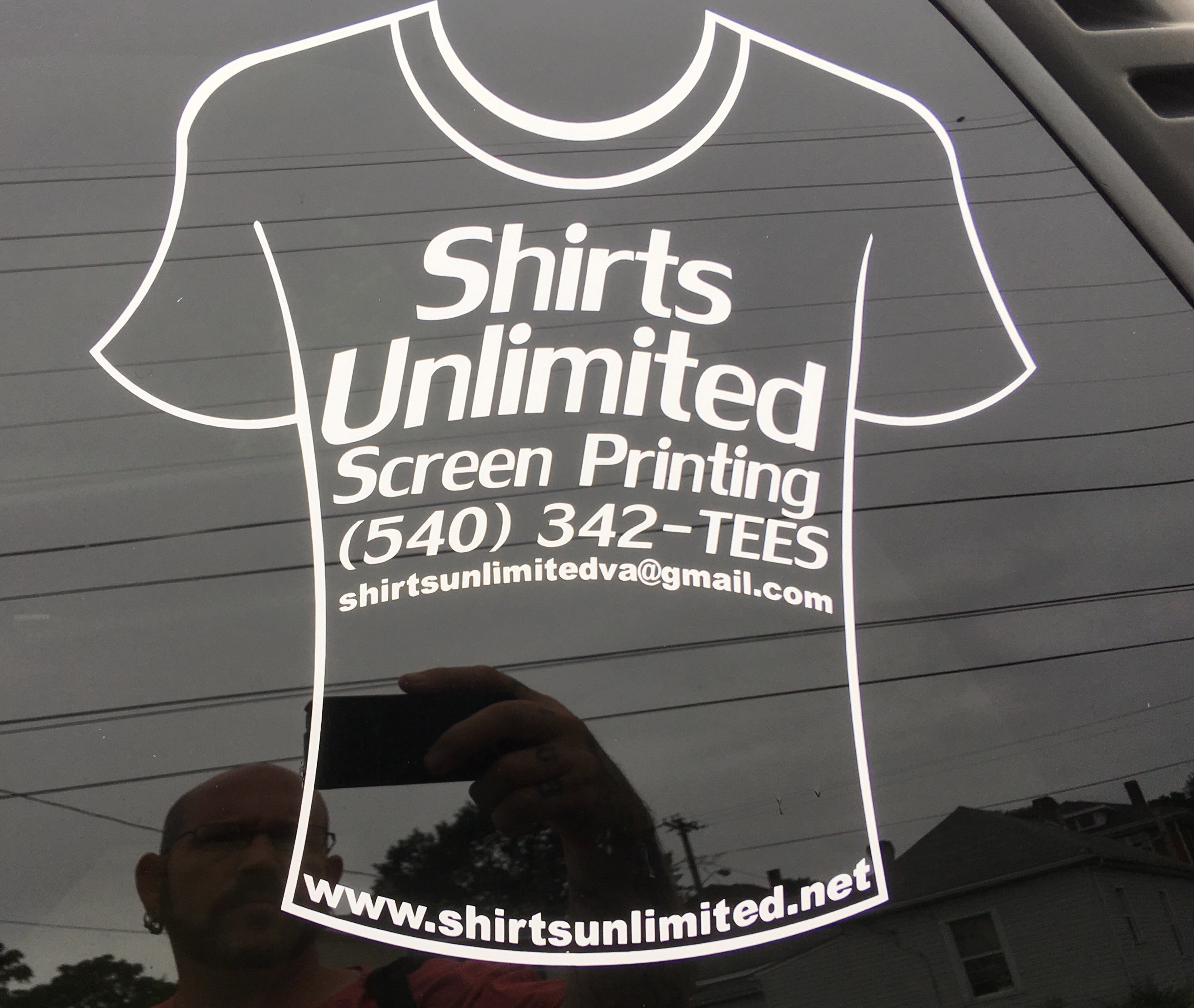 Shirts Unlimited Screen Printing - Roanoke, Virginia 24013
